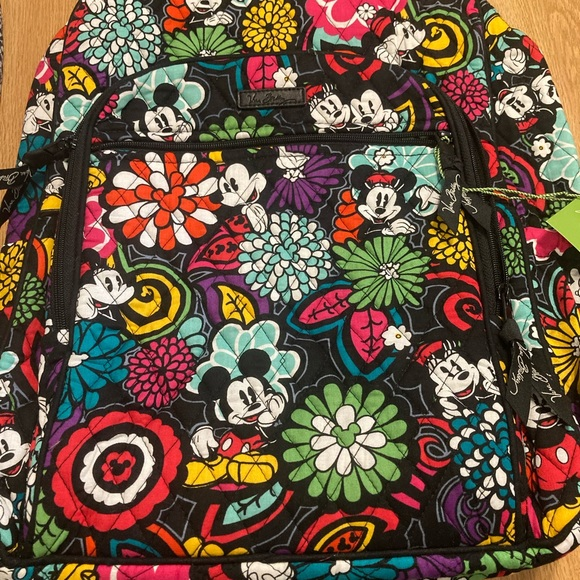 Vera Bradley Disney campus backpack